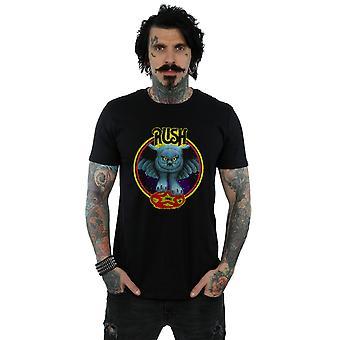 Rush Men's Fly By Night Circle T-Shirt