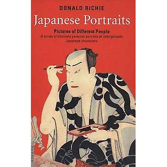 Japanese Portraits - Pictures of Different People by Donald Richie - 9