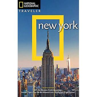 National Geographic Traveler - New York (4th Revised edition) by Micha