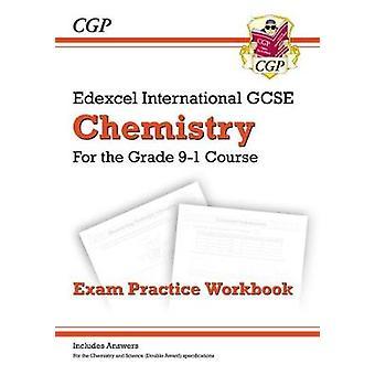 New Grade 9-1 Edexcel International GCSE Chemistry - Exam Practice Wor