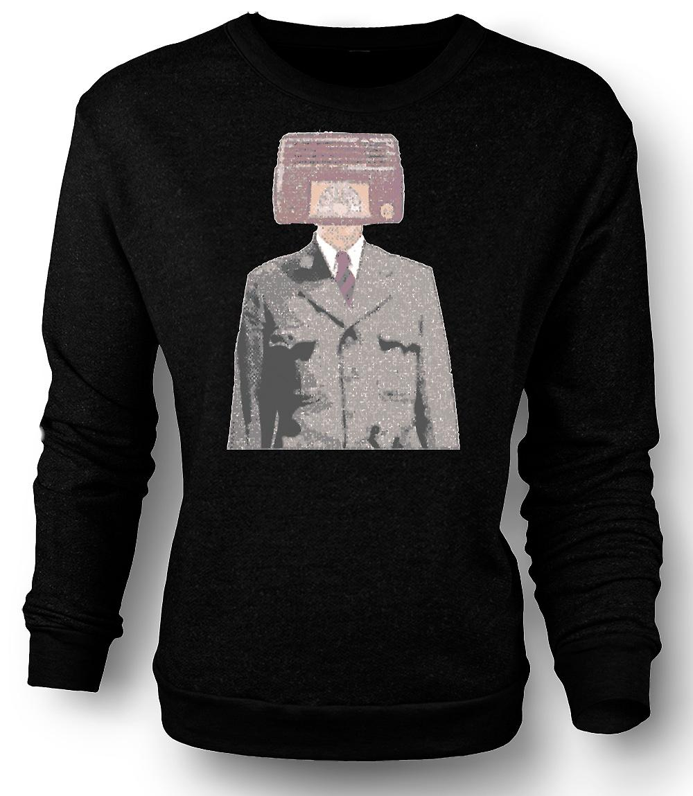 Mens Sweatshirt Radiohead - Pop Art - Design