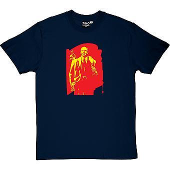 Lenin Poster Herren T-Shirt