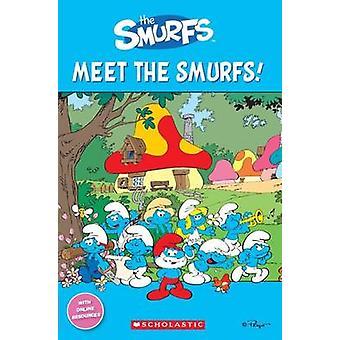 Os Smurfs - Conheça os Smurfs! por Jacquie Bloese - livro 9781910173176