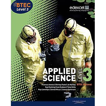 BTEC Level 3 National Applied Science Student Book - Level 3 by France