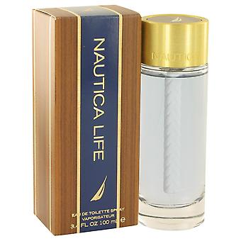 Nautica Life by Nautica Eau De Toilette Spray 3.4 oz / 100 ml (Men)