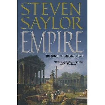 Empire: De roman van keizerlijk Rome