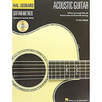 Il metodo di chitarra acustica di Hal Leonard: Una guida completa con lezioni passo-passo e 45 grandi canzoni acustiche