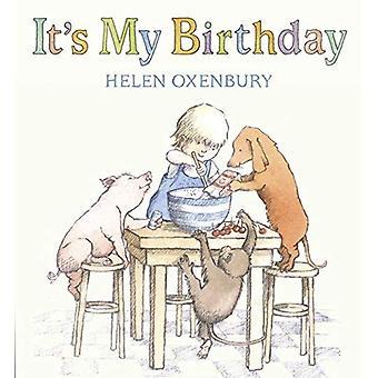 Es mi cumpleaños