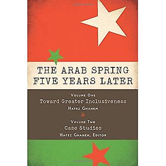The Arab Spring Five Years Later, 2 Volume Set