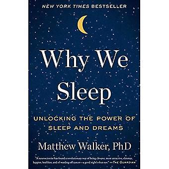 Varför vi sover
