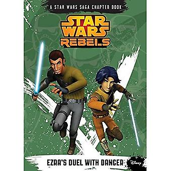 Ezra's Duel with Danger (Star Wars Rebels)