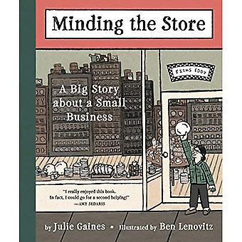 Minding the Store: How We Started a Business, Hired Our Mothers, Broke Some Dishes, Fired Our Mothers, Picked Up the Pieces, Grew, Shrank, Grew Again, and Built Fishs Eddy