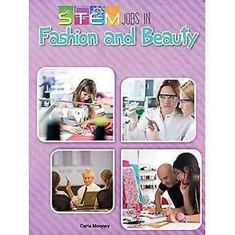 Stem Jobs in Fashion and Beauty (Stem Jobs You'll Love)