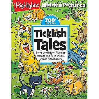 Ticklish Tales (Hidden Pictures Silly Sticker Stories)