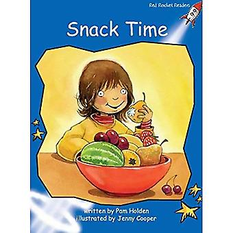 Snack Time: Level 3: Early (Red Rocket Readers: Fiction Set B)