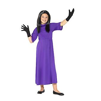Girls Roald Dahl The Witches Fancy Dress Costume