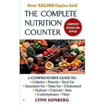 The Complete Nutrition Counter