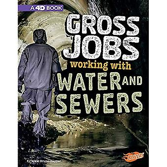 Gross Jobs Working with Water and Sewers: 4D an Augmented Reading Experience� (Gross Jobs 4D)