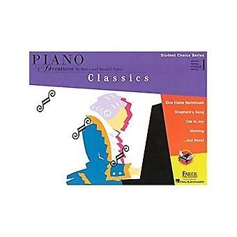 Faber Piano Adventures - Student Choice Series: Classics Level 1