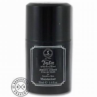 Taylor of Old Bond Street Jermyn Street Moisturiser (50ml)