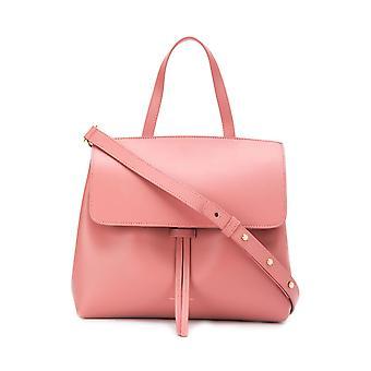 Mansur Gavriel Pink Leather Backpack