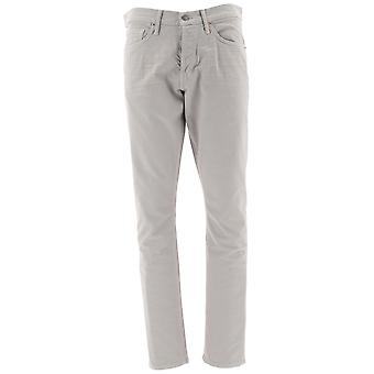 Tom Ford Grey Cotton Jeans