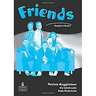 Vänner 3: Globala lärarens bok
