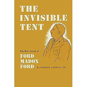 Den usynlige telt: krigen romaner af Ford Madox Ford