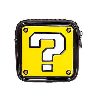 Super Mario Frage Block geformte Münzpüree