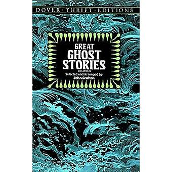 Great Ghost Stories by John Grafton - 9780486272702 Book