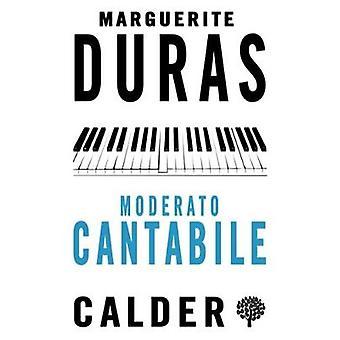 Moderato Cantabile by Marguerite Duras - 9780714544557 Book