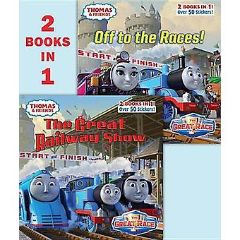 Thomas & Friends the Great Railway Show/Off to the Races (Thomas & Fr