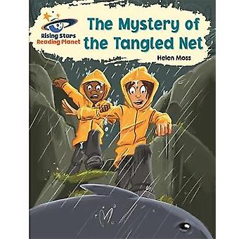 Reading Planet - The Mystery of the Tangled Net - White - Galaxy by He