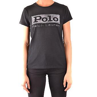 Ralph Lauren Black Cotton T-shirt