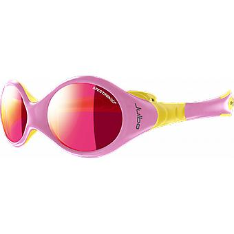 Julbo Looping 2 pink/yellow Spectron 3 CF