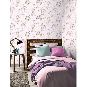 Arthouse Rainbow Unicorn Pattern Childrens Wallpaper Glitter Pony Heart Motif 696108 Arthouse Rainbow Unicorn Pattern Childrens Wallpaper Glitter Pony Heart Motif 696108 Arthouse Rainbow Unicorn Pattern Childrens Wallpaper Glitter Pony Heart Motif 696108 Arthouse