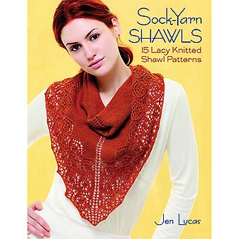 Martingale & Company Sock Yarn Shawls Mg 81949