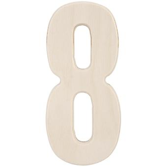 Baltic Birch University Font Letters & Numbers 5
