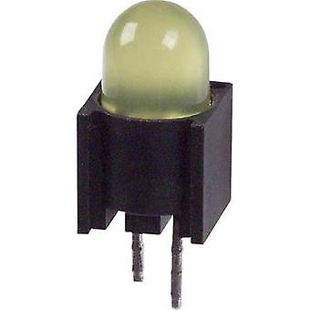 LED component Yellow (L x W x H) 14.52 x 6.1 x 6.1 mm Dialight
