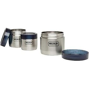 Stanley Camping food storage Adventure Steel Canister 1 pc(s) 10-02108-001 Stainless steel