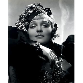 Nana Anna Sten 1934 foto afdrukken