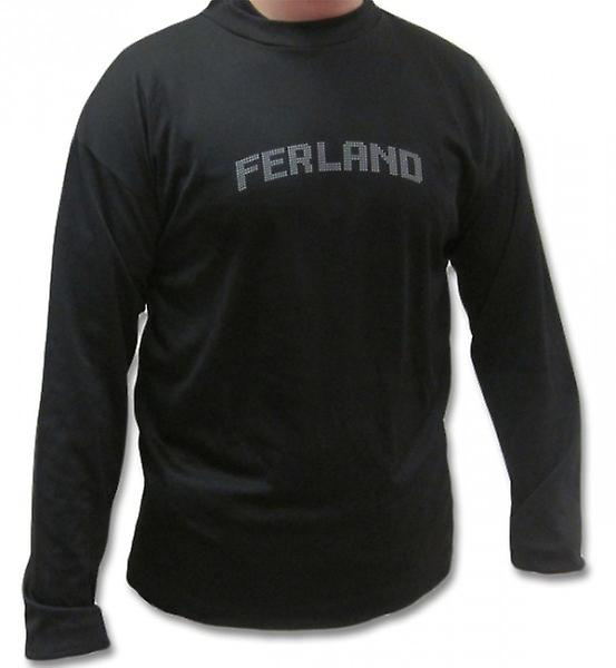 Ferland loose cool Longsleeve men black