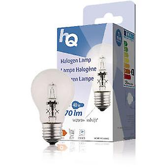 Hq Halogen Bulb 28W E27 Classic 370Lm 2800K Gls (Home , Lighting , Light Bulbs And Pipes)