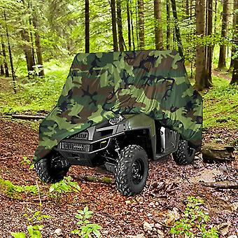 NEH HEAVY DUTY WATERPROOF SUPERIOR UTV SIDE BY SIDE COVER COVERS FITS UP TO 120