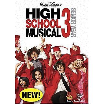 High School Musical 3: Senior Year [DVD] USA import