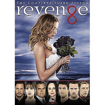 Hævn: 3rd Season(5Disc) [DVD] USA importerer