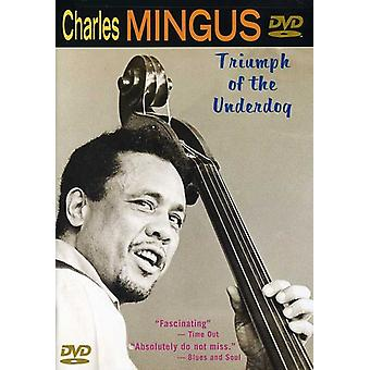 Charles Mingus - Charles Mingus-Triumph of the Underdog [DVD] USA import
