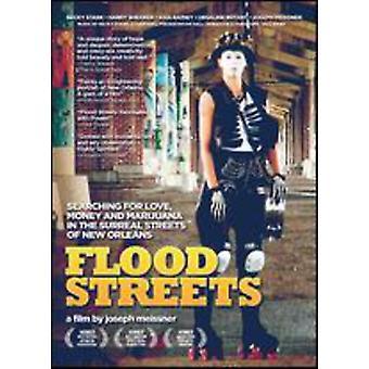 Oversvømmelse gader [DVD] USA importerer