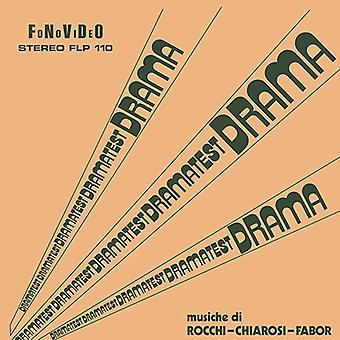 Rocchi / Chiarosi / Fabor - Dramatest [Vinyl] USA import