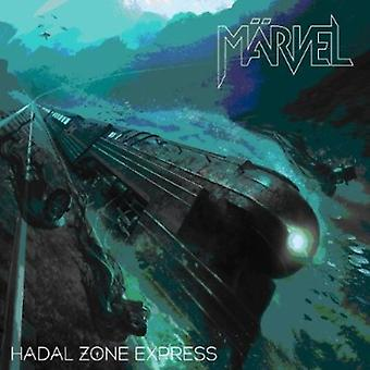 Marvel - Hjorth Zone Express [CD] USA importerer